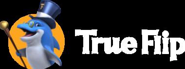 True Flip Casino Logo - new